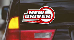 New Driver Sign